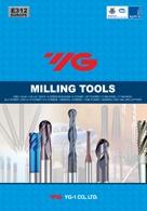 YG Frezavimo įrankiai